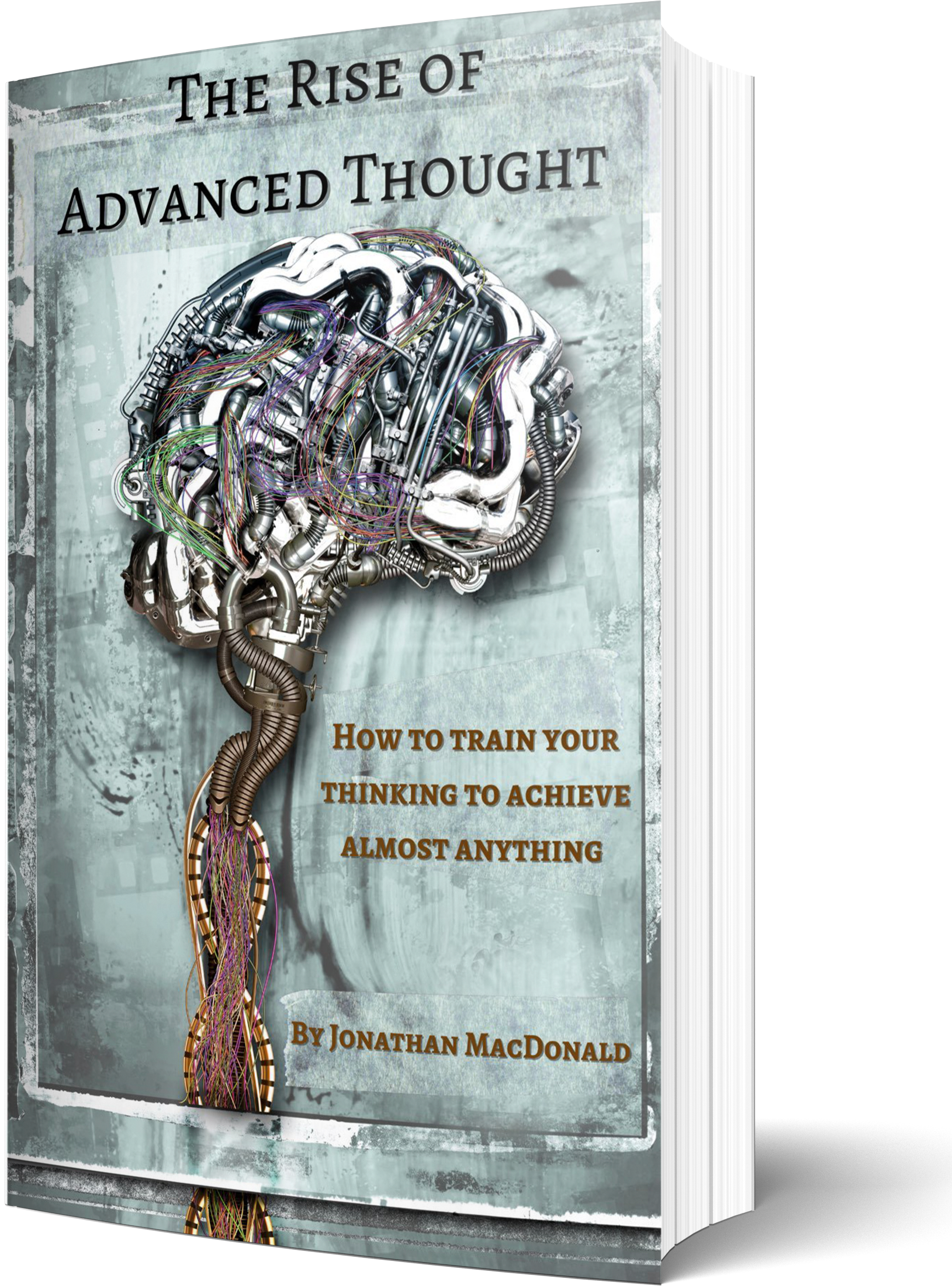 The Rise Of Advanced Thought by Jonathan MacDonald
